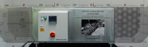 BOR4STORE B4S-SM/MM Feststofftank