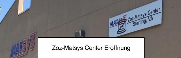 Zoz-Matsys Center Eröffnung
