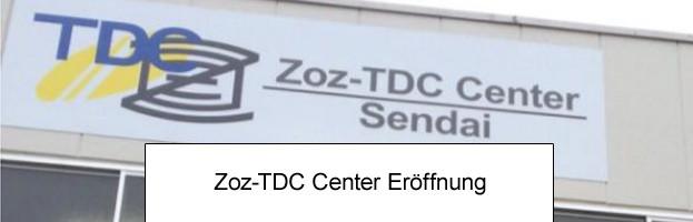 Zoz-TDC Center Eröffnung